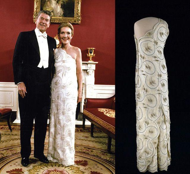 As roupas das primeiras damas                                                                                                                                                      Mais