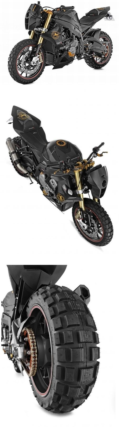 "BMW S 1000 RR ""Mad Max"" by Wunderlich"