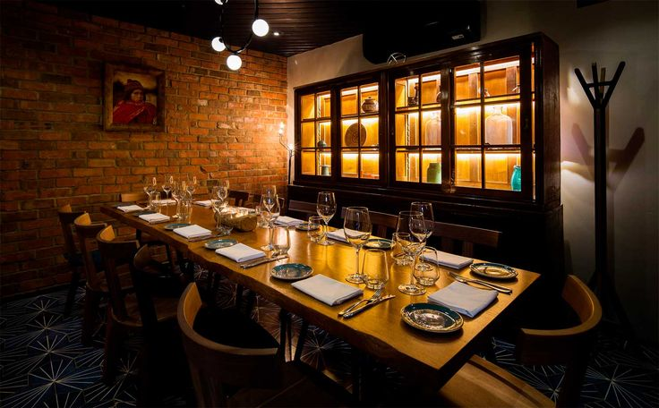 Private Dining Room at Lima Floral