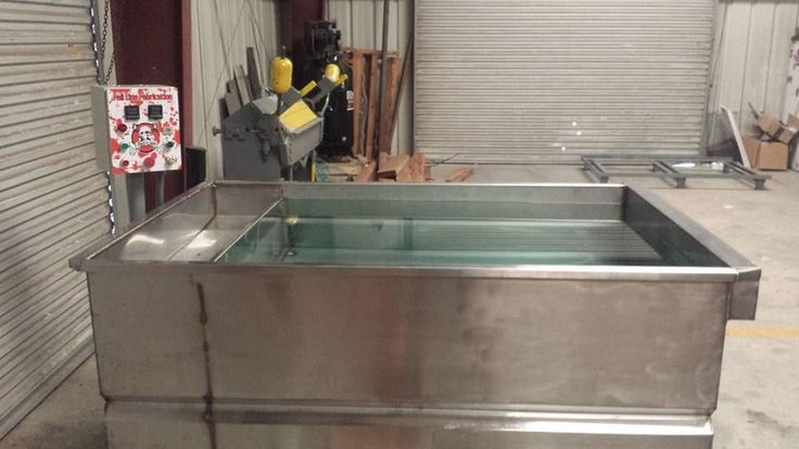 Hydrographic Dip Tank Tanks And Dips