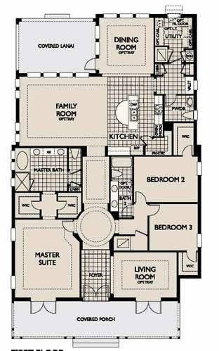 2700 sq ft home plan lahey plan ashton woods house for 2700 sq ft house plans