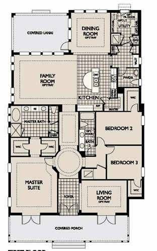 2700 sq ft home plan lahey plan ashton woods house for 2700 sq ft house plans