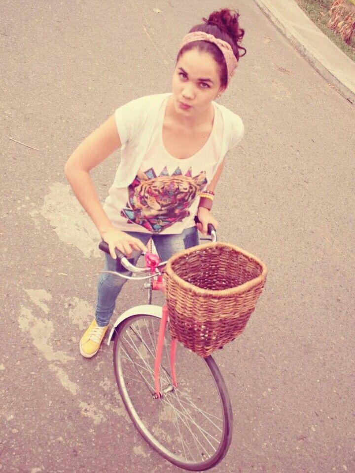 Bici <3  Un amor.