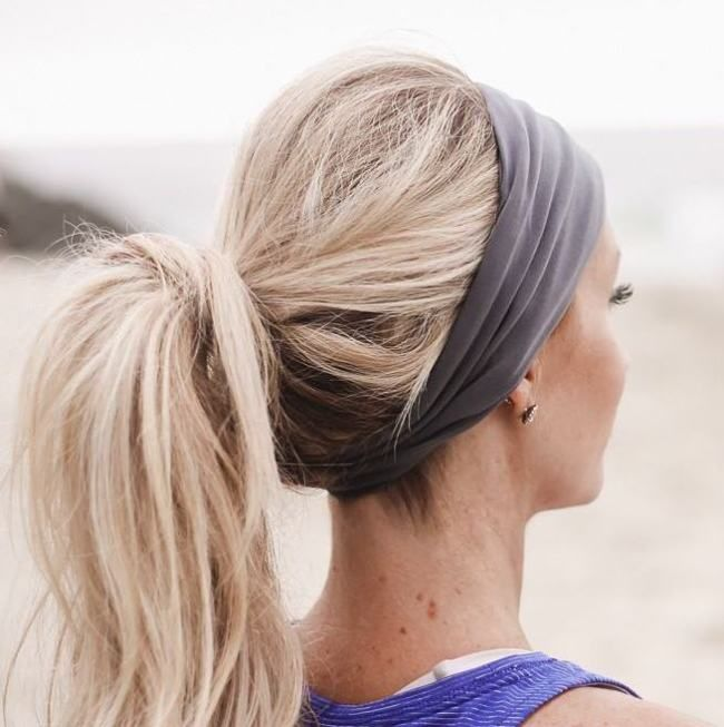 29++ Hairstyles for yoga class trends