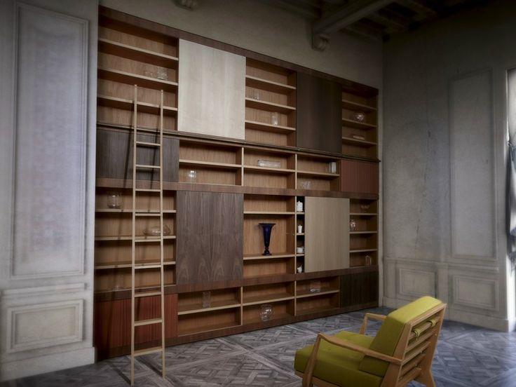 Oltre 25 fantastiche idee su librerie a parete su pinterest - Morelato mobili ...