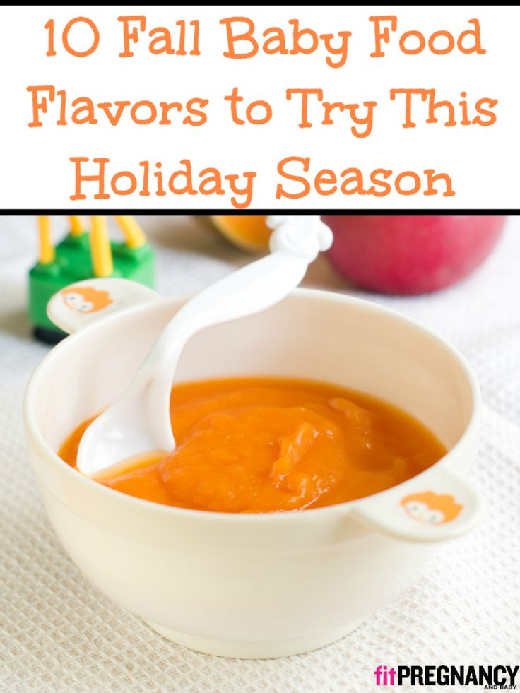 15 best homemade baby food recipes images on pinterest for Fall cooking tips