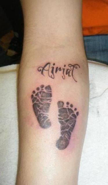 Baby-Footprints-Tattoo-Haven