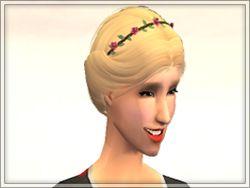 sims2defaults | hairflowers