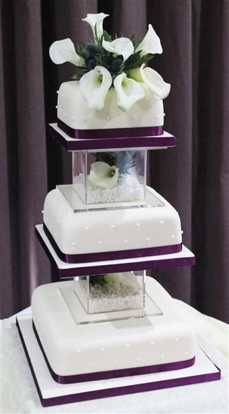 3 tier square wedding cake stands 35 best images about 2 tier cake stand cakes on 10265