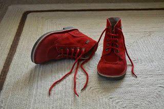 Rouge et Noir a Badem Ciflik: Memy K Ios - Photography - They're just shoes........