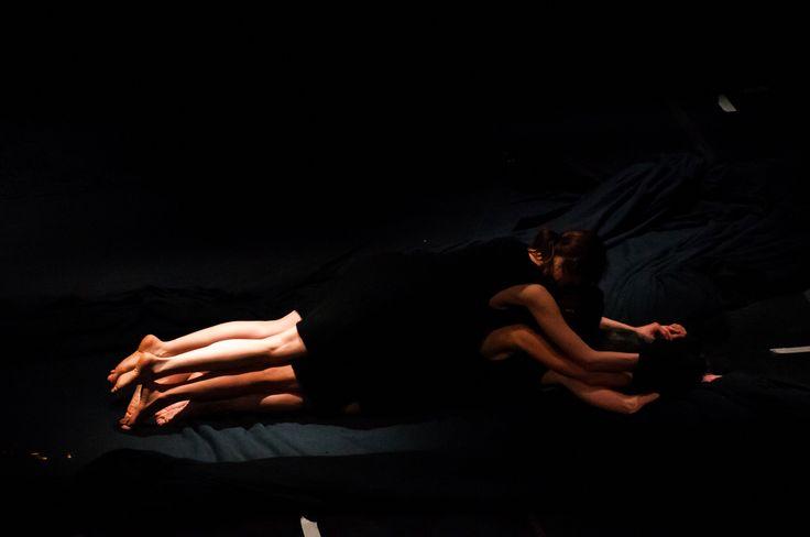 """""""Macbeth su Macbeth su Macbeth"""" by Chiara Guidi / Socìetas Raffaello Sanzio. Photo by flashati. VIE Festival 2014 #theatre #music al Teatro Fabbri di #Vignola 18 e 19 ottobre 2014"""