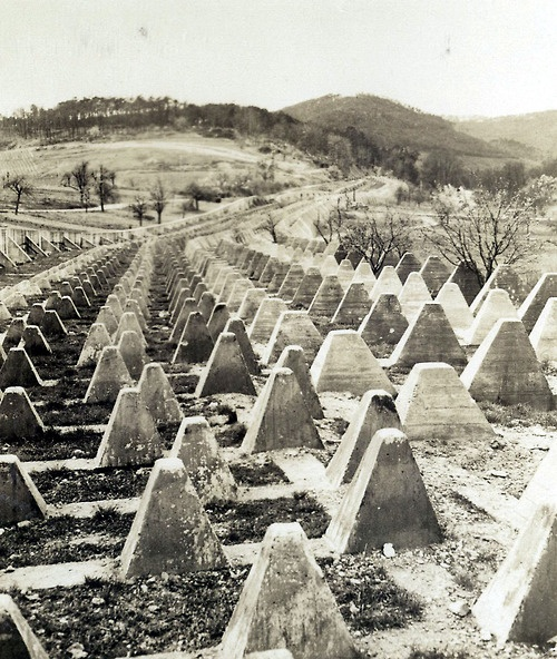 The Siegfried Line.                                                                                                                                                                                 More
