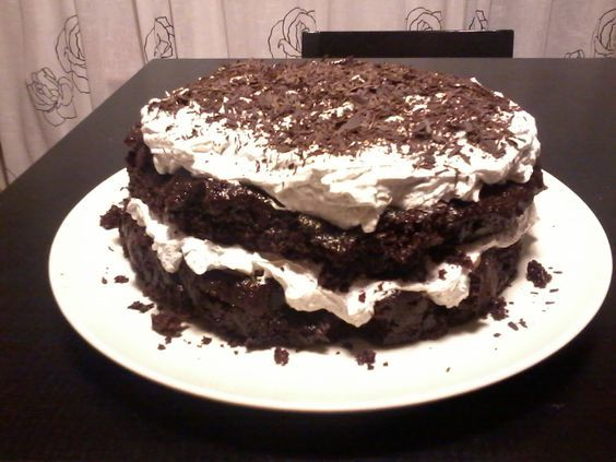 Η τούρτα της Άννας με κρέμα με μπισκότα τύπου oreo - οι δικές σας συνταγές στο genethlia.gr