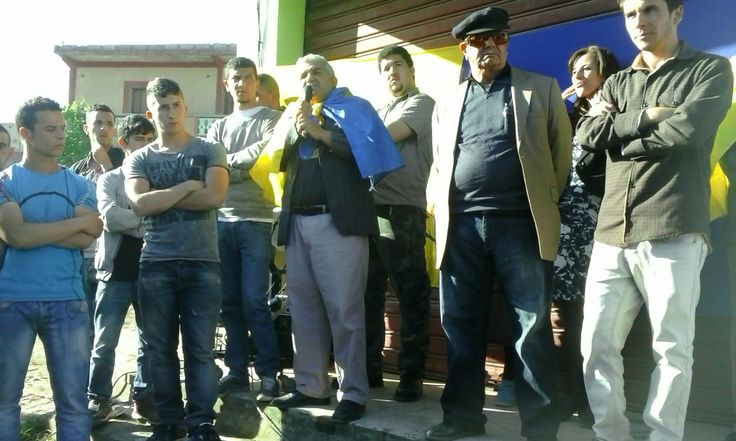 (1/4)-Bouaziz Ait Chebib à Saḥariǧ n Tuviret (bouira)- La langue Kabyle ...