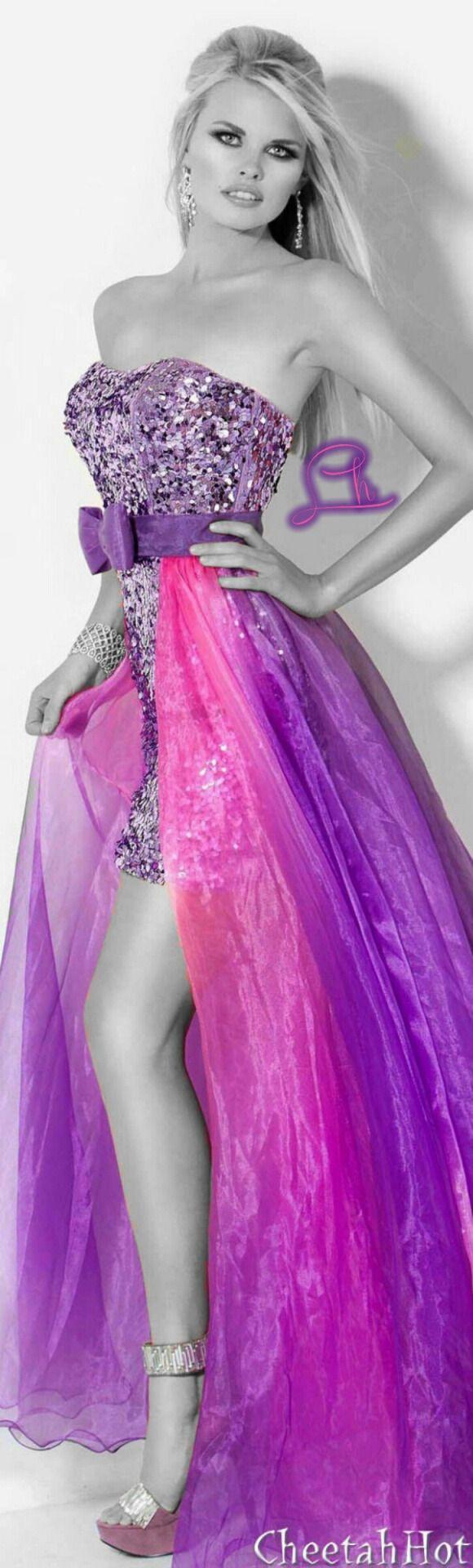 Excepcional Vestido De Baile De La Pintura De La Salpicadura Patrón ...