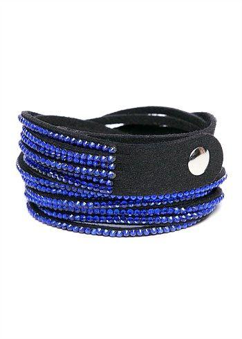 Crystal Wrap Cuffs #plussize #curvy #takingshape