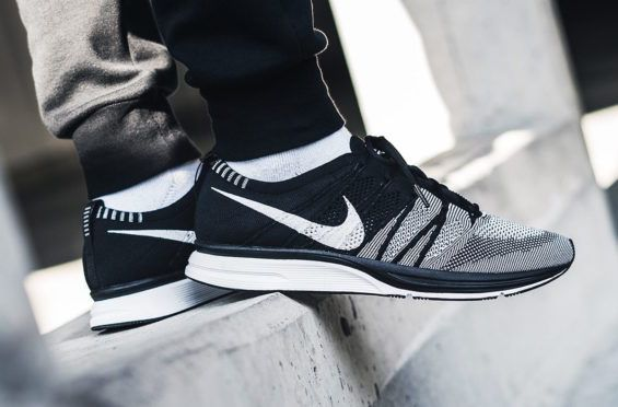 Release Reminder: Nike Flyknit Trainer Oreo 2018