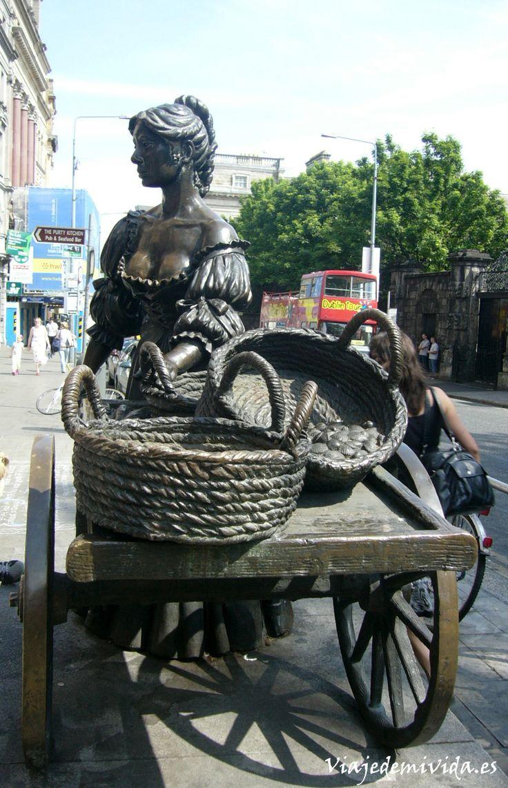 Molly Mallone, Dublin
