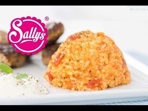 Sallys Blog - Griechischer Tomatenreis – vegan
