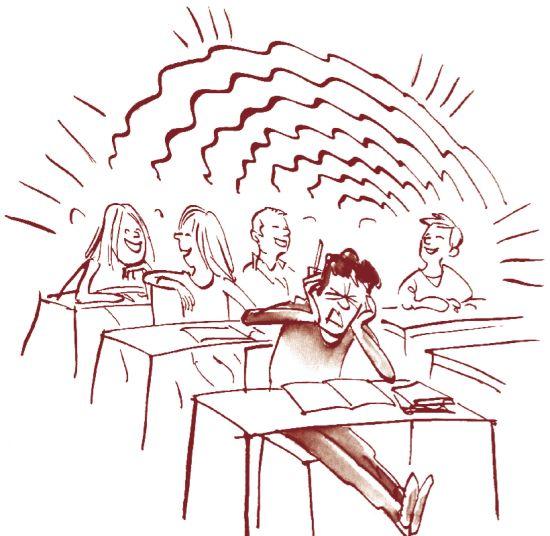 Der er god grund til at bekymre sig om støj i skolen og arbejde aktivt med at reducere støj. Støj er nemlig hverken rar for lærere eller elever, og den har en negativ indflydelse på børns indlæring og deres almene trivsel i skolen. Med en holistisk tilgang kan man se på støj fra flere vinkler på en gang, og det er vigtigt, hvis kampen mod støjen skal være effektiv.