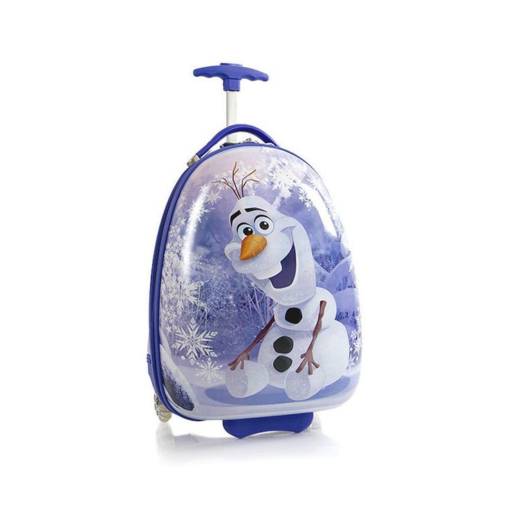 Disney Frozen Olaf Polycarbonate Luggage Suitcase [Winter Wonderland]