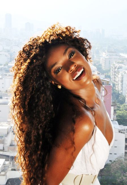 Cris Vianna curl