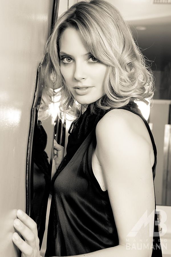 April Bowlby - American actress on Behance