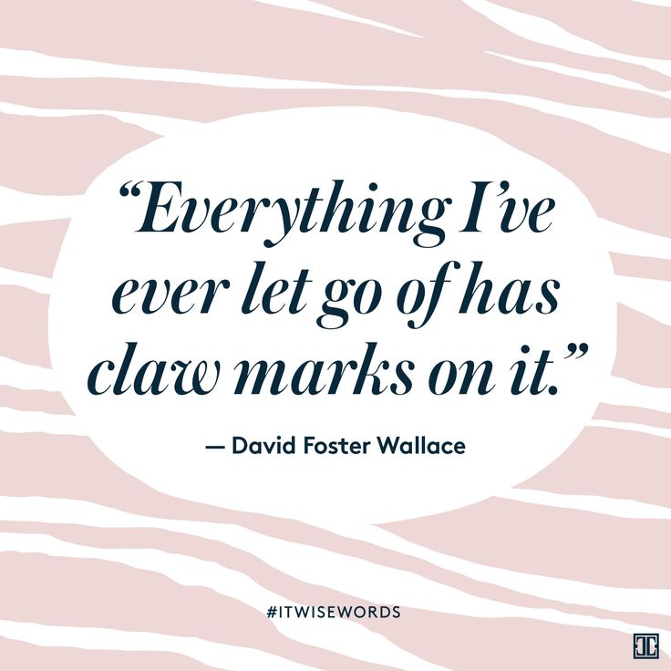 Fight for what you want. #ITwisewords #wisewords #quote #inspiration #DavidFosterWallace