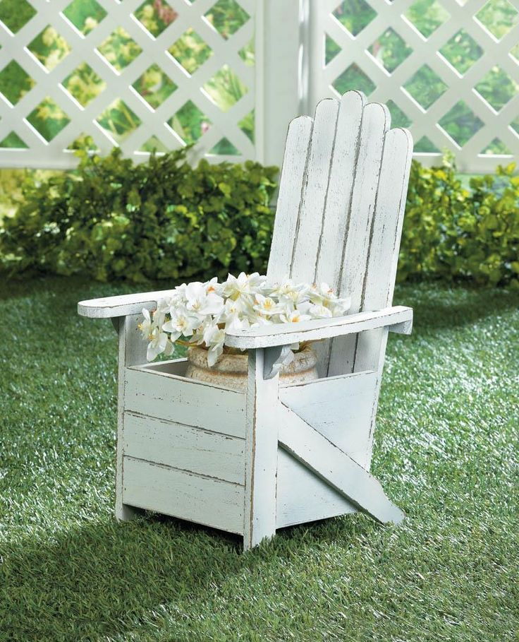 Best 25 chair planter ideas on pinterest garden art diy eco furniture and eco garden - Bepflanzter stuhl ...