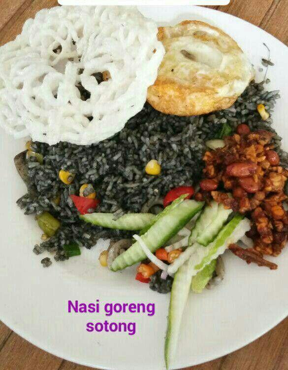 Nasi Goreng Sotong