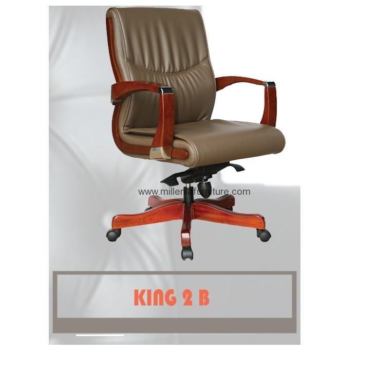 Kursi Kantor Carera King 2 B