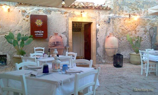 top 5 restaurants in South-Eastern Sicily
