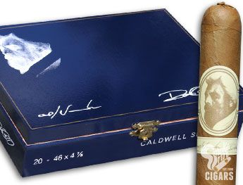 Caldwell Cigar Co. adds their third blend to the popular Eastern Standard series with the new Dos Firmas (aka Caldwell Signature). The blend is actually over 20 years old, as Robert Caldwell has incorporated a personal blend from Master Blender William Ventura -- showcasing classic, Cubanesque sizes and a traditional, sophisticated profile to match.