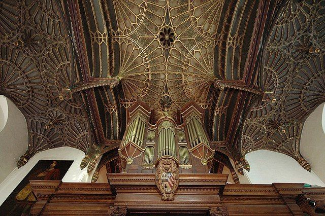 Brasenose College Chapel, Oxford, England