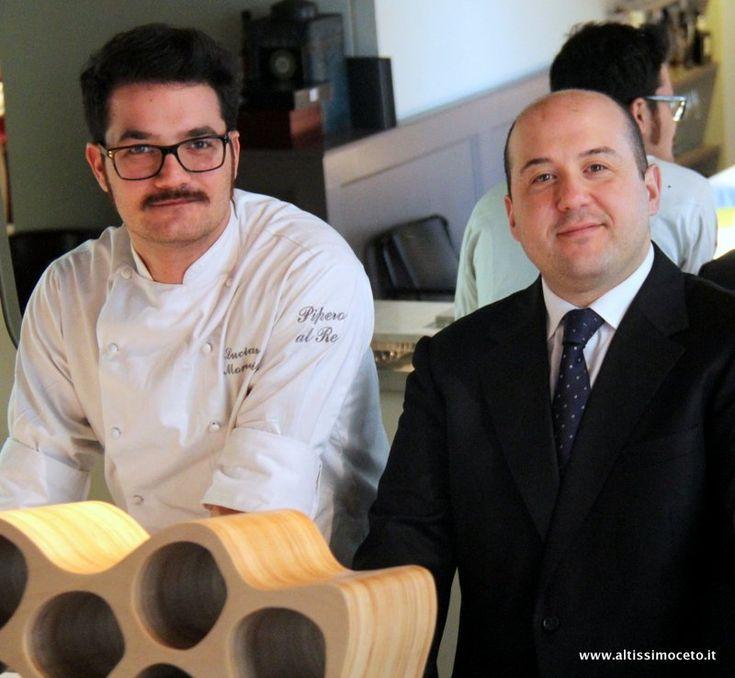 Pipero al Rex @ Hotel Rex Roma – Patron Alessandro Pipero, Chef Luciano Monosilio Viaggiatore Gourmet alias Altissimo Ceto! ;-)