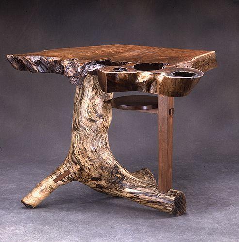 Handmade Rustic Wood Furniture | Simple House Design Ideas