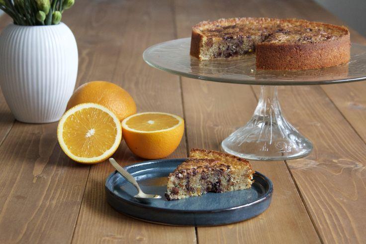God som dessert – god til eftermiddagskaffen. Hvad mere kan du ønske dig af en kage?