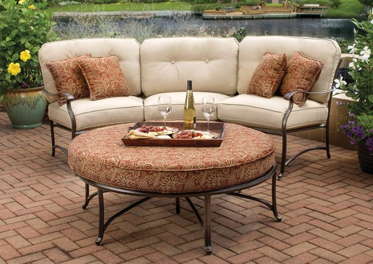 Marvelous Kmart Home Decor | ... Of Curved Patio Furniture Epic Patio Cushions On  Kmart