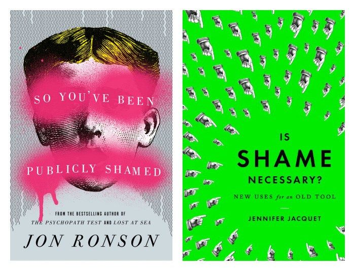 Two Views on Public Shaming, Jon Ronson & Jennifer Jacquet