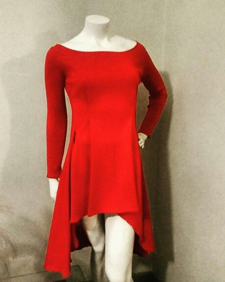 Red dress made on request email meleeamelbourne@gmail.com