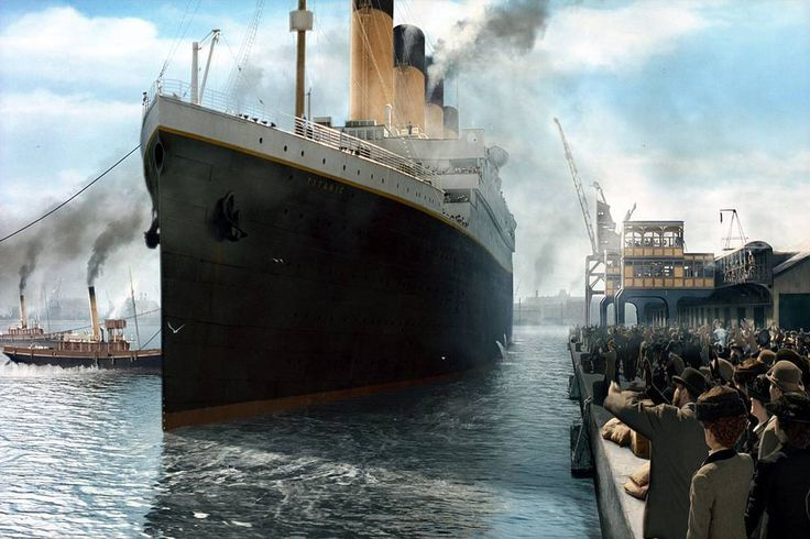 Southampton dock April 10 1912. TITANIC movie.  Muelle de Southampton 10 de Abril de 1912.  Película del TITANIC.  #2  #ships #followme #cruising #ship #boat #shipping  #barco #sea #sailboat #sail #arquitectura #yacht #yachts #luxury  #titanic  #katewinslet #leonardodicaprio #luxurylifestyle  #london #uk  #megayacht #history  #historia #ocean  #oceano #sailing #marine #boats  #pelicula by titanic_rms_wsl