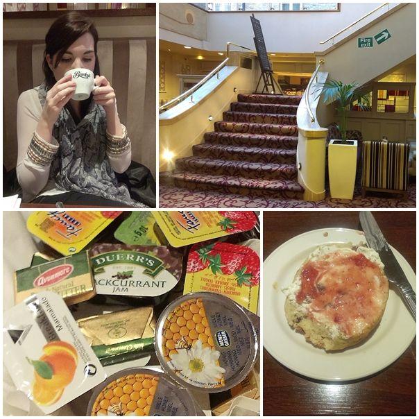 Afternoon Tea At Bewleys Hotel Dublin
