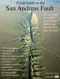 San Andreas Fault Line - Fault Zone Map and Photos