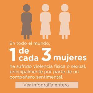 Hoy 25 de noviembre 'Día Eliminación de Violencia Contra la Mujer' http://www.unwomen.org/…/in-focus/end-violence-against-women