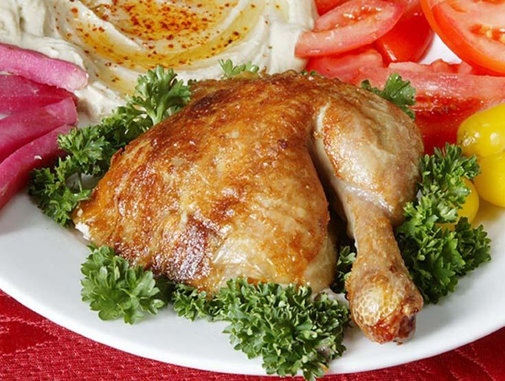 Zankou chicken hummus recipe