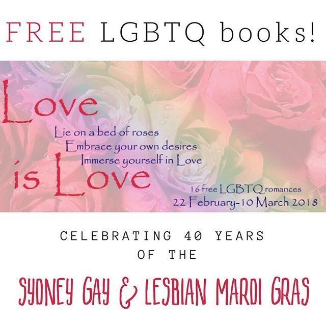 How about some free romance books that celebrate love?  Visit http://ift.tt/2GBtY77 . . . #loveislove  #gayromance #lgbtq