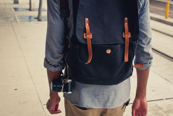 Makr Carry Goods - RucksackBackpacks, Fashion, Ruck Sack, Colors, Men Style, Makr, Rucksack Bags, Farms Rucksack, Gears