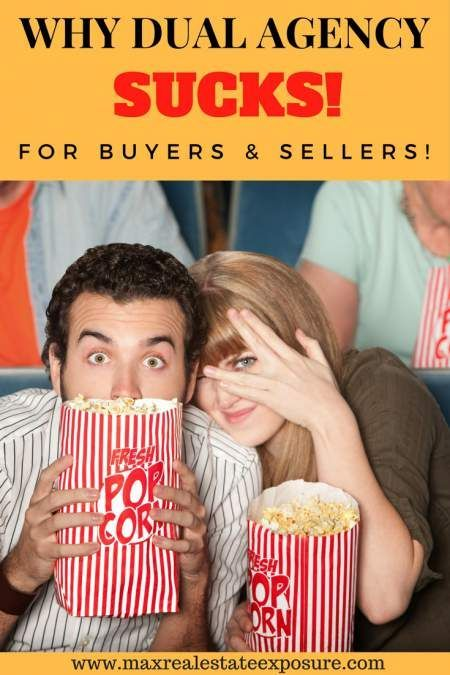 What is Dual Agency? How Does Dual Agency Work? If You Are A Home Buyer or Seller Stay Away From Dual Agency! There Are No Benefits to a Buyer or Seller. Make Sure You Have An Exclusive Real Estate Agent Representing Your Best Interests: http://www.maxrealestateexposure.com/dual-agency-why-avoid-it/ #homeimprovementagency,
