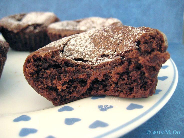 Egg-free Nutella fudge brownies | A Recipes to Make - Luke | Pinterest