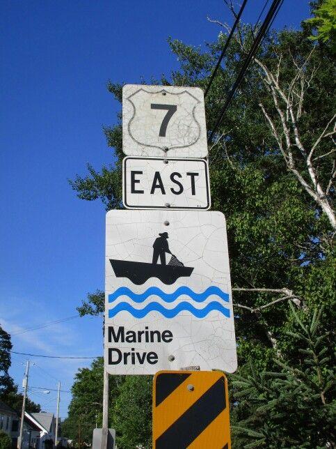 Marine Drive, NS